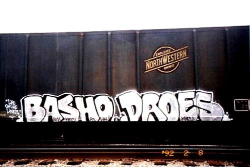 BASH DROE